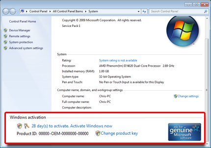 activar windows 7 enterprise 64 bits para siempre