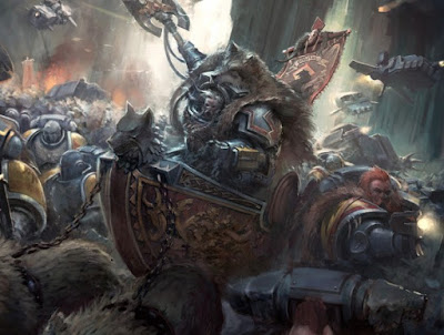 space wolf beginner army list 40K 40k 40000 vikings viking