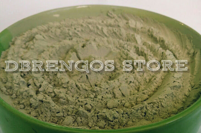 Jual Bentonite Clay 1000gr