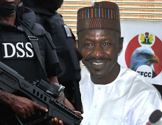 SHOCKER: The DSS Security Report That Nailed Magu At The Senate Screening, His Monumental Corruption, Human Rights Abuse EXPOSED