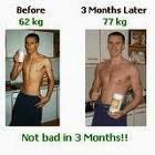 tambah berat badan herbalife