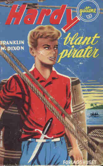 Hardyguttene blant pirater