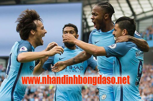 Man City vs Watford www.nhandinhbongdaso.net