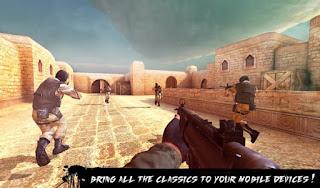 Game Counter Terrorist-SWAT Strike Apk v1.1 (Mod Money) Full Unlocked