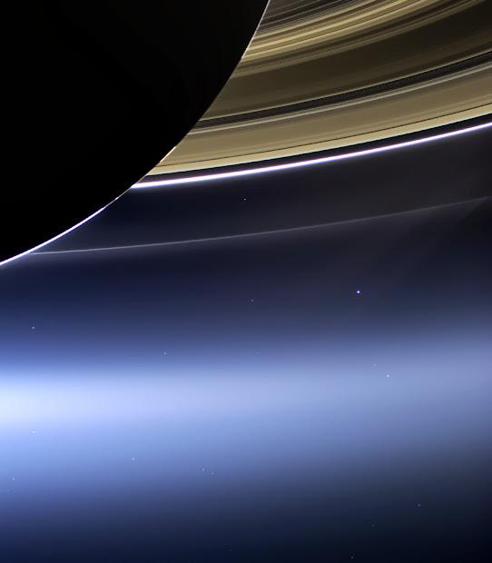 Cassini Space Probe