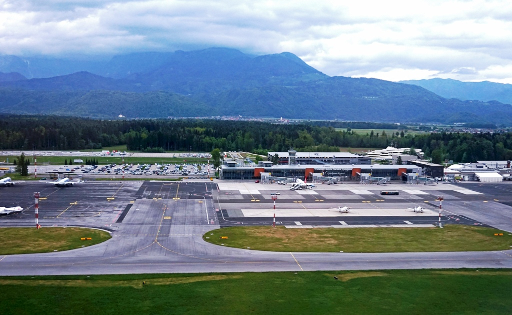 Ljubljana Airport Maintains Strong Growth