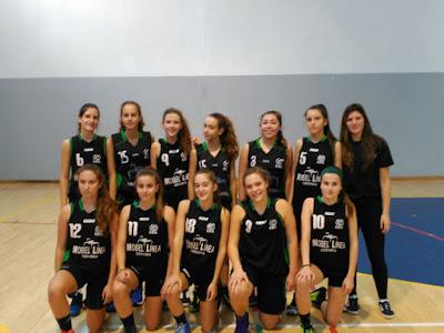 Dues victories del Cadet Femení en els partits de fases