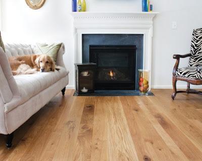 Mua sàn gỗ tự nhiên sồi trắng để được hưởng nhiều ưu đãi