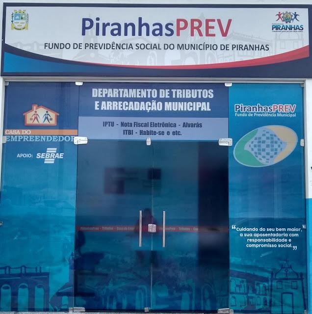 PiranhasPrev é o terceiro mais bem avaliado do Estado de Alagoas