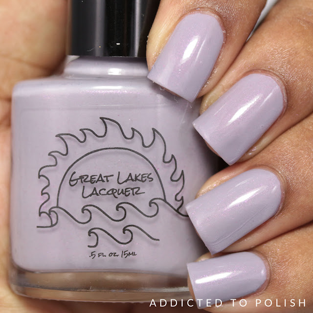 Great Lakes Lacquer Sleeve Me A Nude Awakening