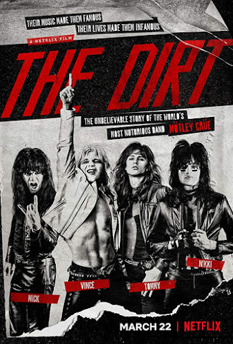 The Dirt (Web-DL 720p Dual Latino / Ingles) (2019)
