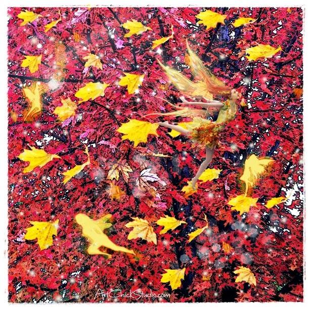 Fall Fairy Dance