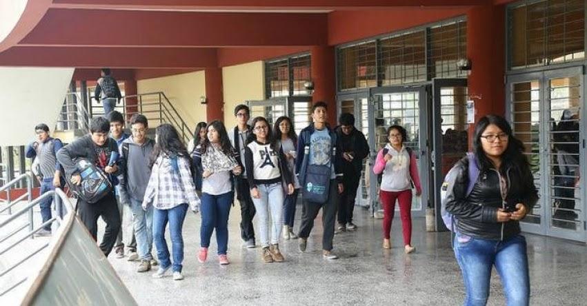 El 30% de jóvenes tiene acceso a la educación superior