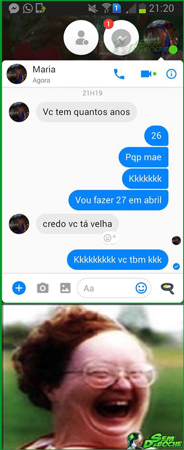 UMA MÃE DESSAS...