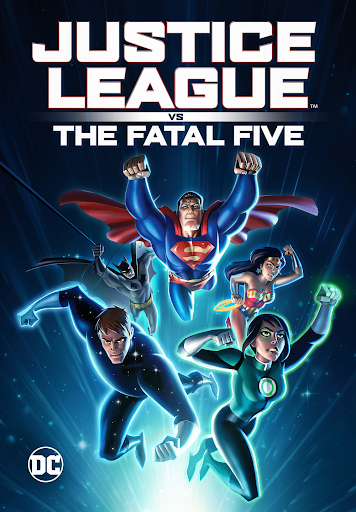 Justice League vs. the Fatal Five (Web-DL 1080p Dual Latino / Ingles) (2019)