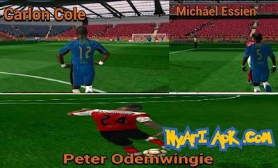 Download FTS 17 Mod Liga 1 Indonesia Gojek Traveloka Apk+OBB Android
