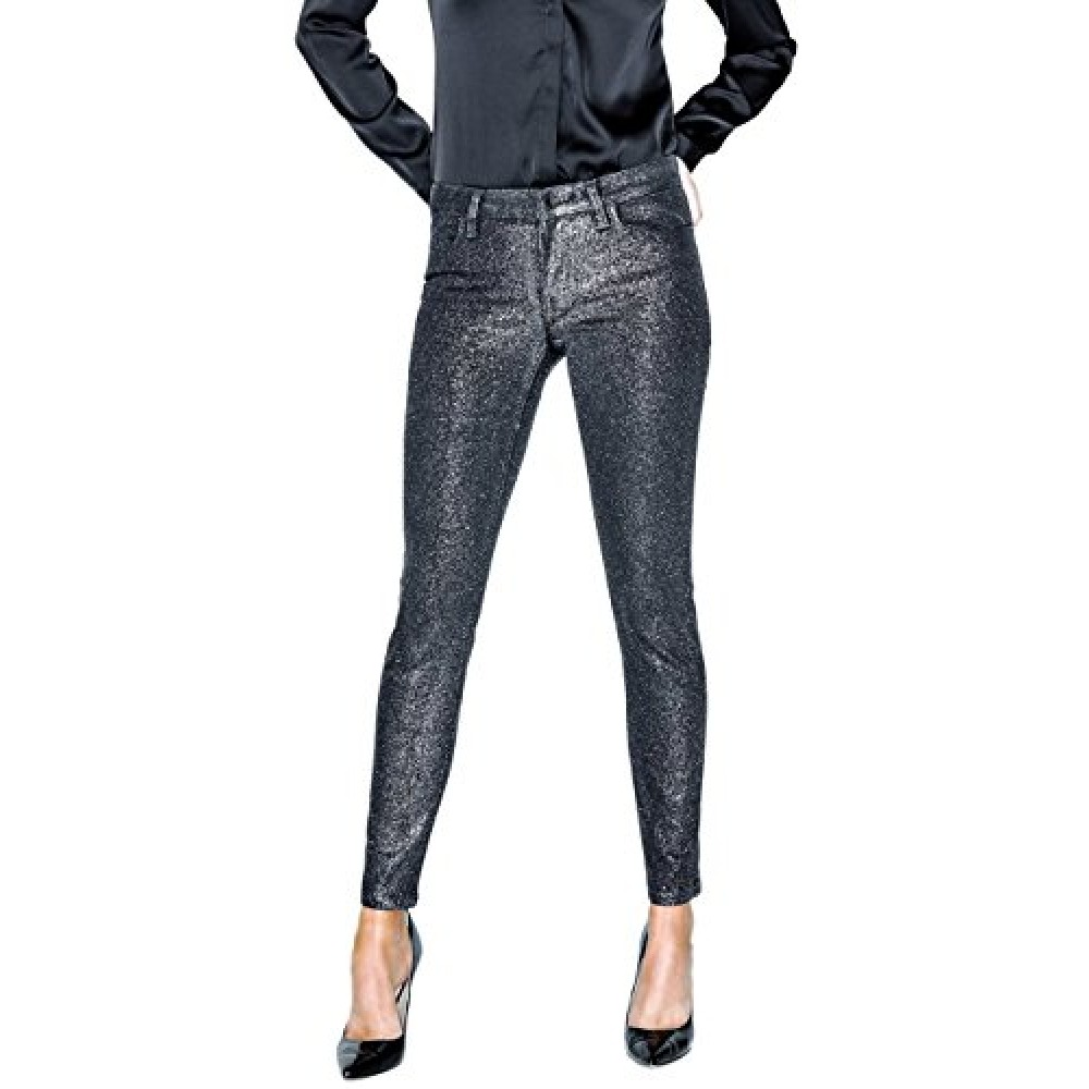 9de18caaec Guess is having a big sale right now and I found these jeans that are  normally, $128.00. You can get them for only $39.00! I love sparkly  anything...so I am ...