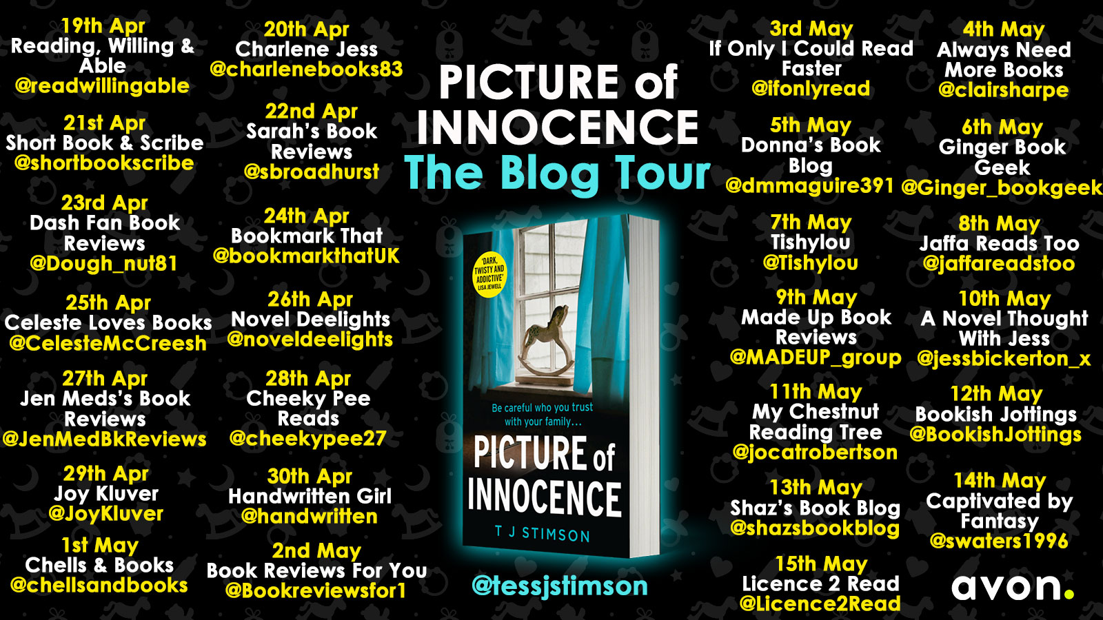 Picture of Innocence Blog Tour
