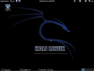Operasi Sistem (OS) Terbaik Untuk Hacking atau Pentesting
