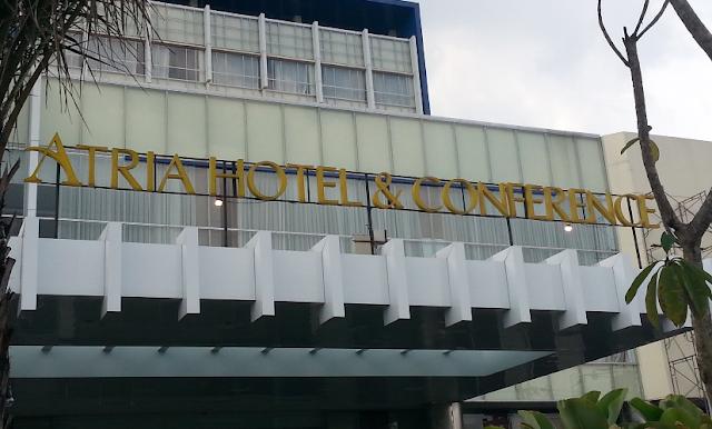 Atria%2BHotel%2Band%2BConference 10 Hotel Terbaik dan Terfavorit di Kota Malang