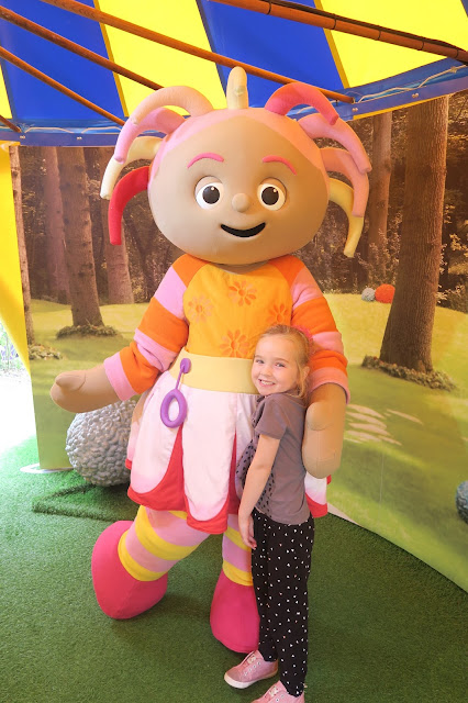 Oopsy Daisy, In the Night Garden  CBeebies Land
