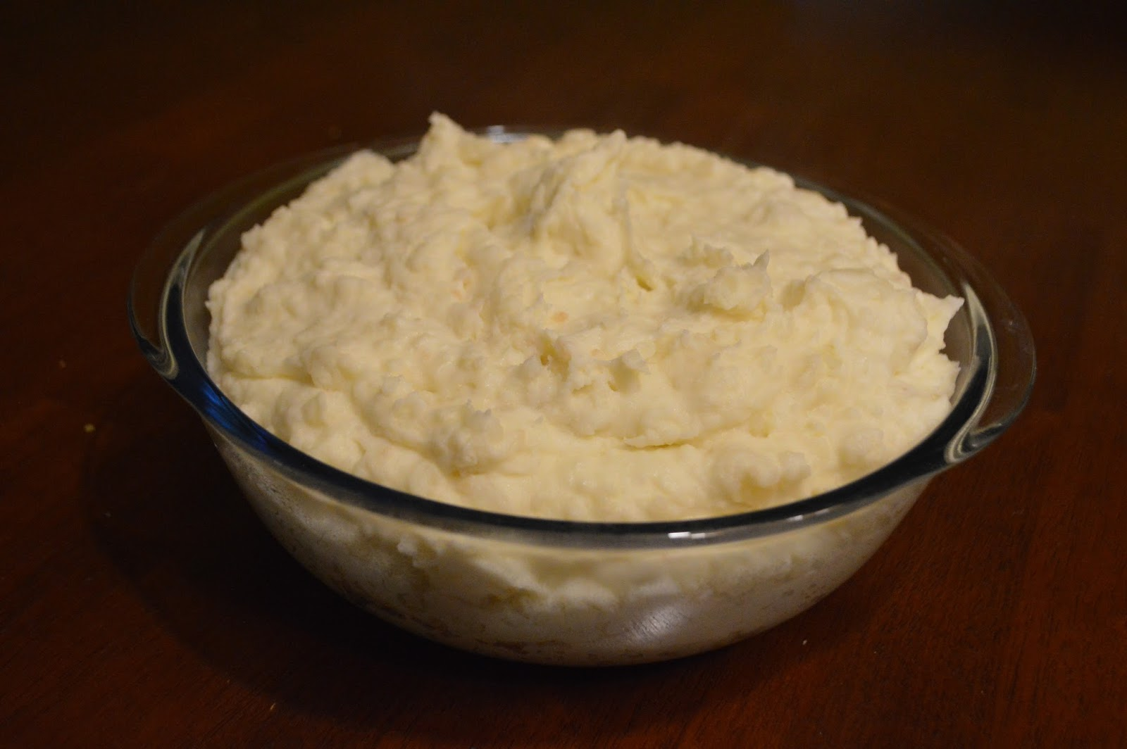 ... Time - From My Kitchen To Yours: Garlic Sour Cream Mashed Potatoes