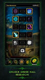 Download World Of Warcraft Legion Companion v1.0.0 Apk Screenshot 5