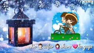 Lo Safar Female Love Whatsapp Status Video Download