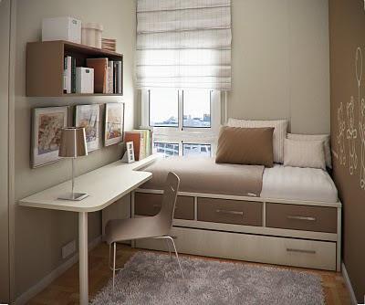 Eu moraria aqui como fazer seu filho estudar - Small study room ideas ...