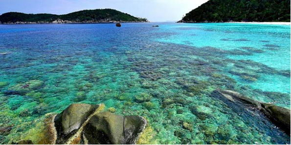 081210999347, 01 Paket Wisata Pulau Anambas Kepri, Pulau Penjalin, Anambas