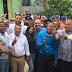 QUINCE PRESIDENTES DE COMITÉS DE BASE ENTRE 25 DIRIGENTES DEL PLD  EN LOS CACAOS QUE PASAN PRM