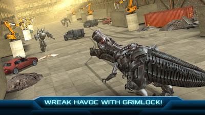 Transformers: Age of Extinction Apk Screenshot