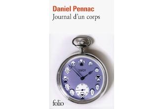 Lundi Librairie : Journal d'un corps - Daniel Pennac