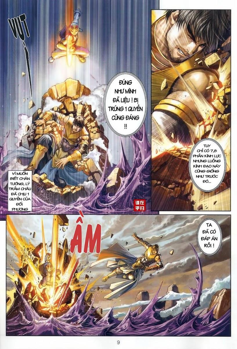 Ôn Thụy An Quần Hiệp Truyện chap 46 trang 9