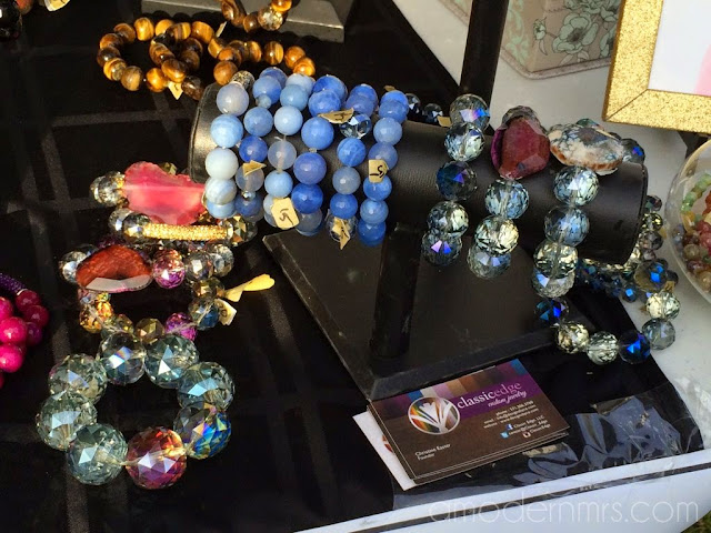 Classic Edge Custom Jewelry @ Boulevard of Chic 2014 Holiday Fashion Event #BlvdofChic — a Modern Mrs.