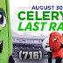 Celery announces retirement from racing after WCC Race on Bisons Aug. 30 game