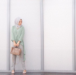 Fashion Hijab Simple