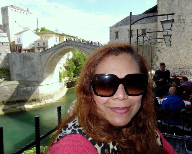 Dutched Pinay in Mostar