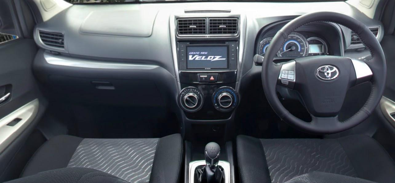 Interior Grand New Veloz 1.5 Pilihan Warna Avanza 2015 Info Mobil Toyota Terbaru September Mesin