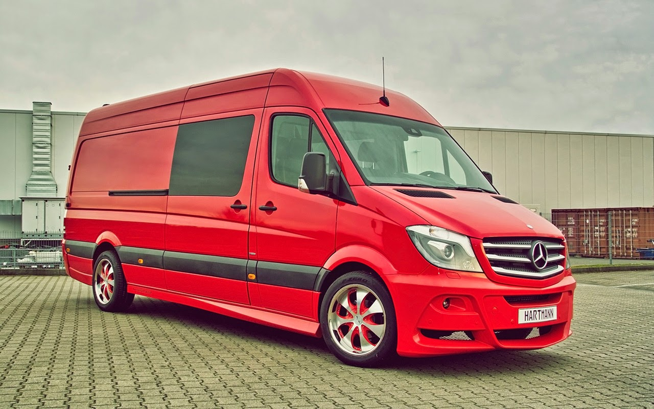mercedes sprinter tuning