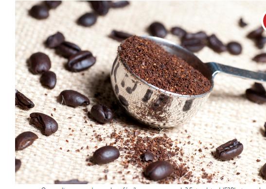 COMO REAPROVEITAR A BORRA DE CAFÉ?