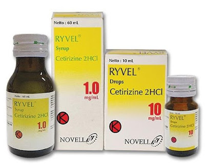 Harga Ryvel Terbaru 2017 Obat Alergi