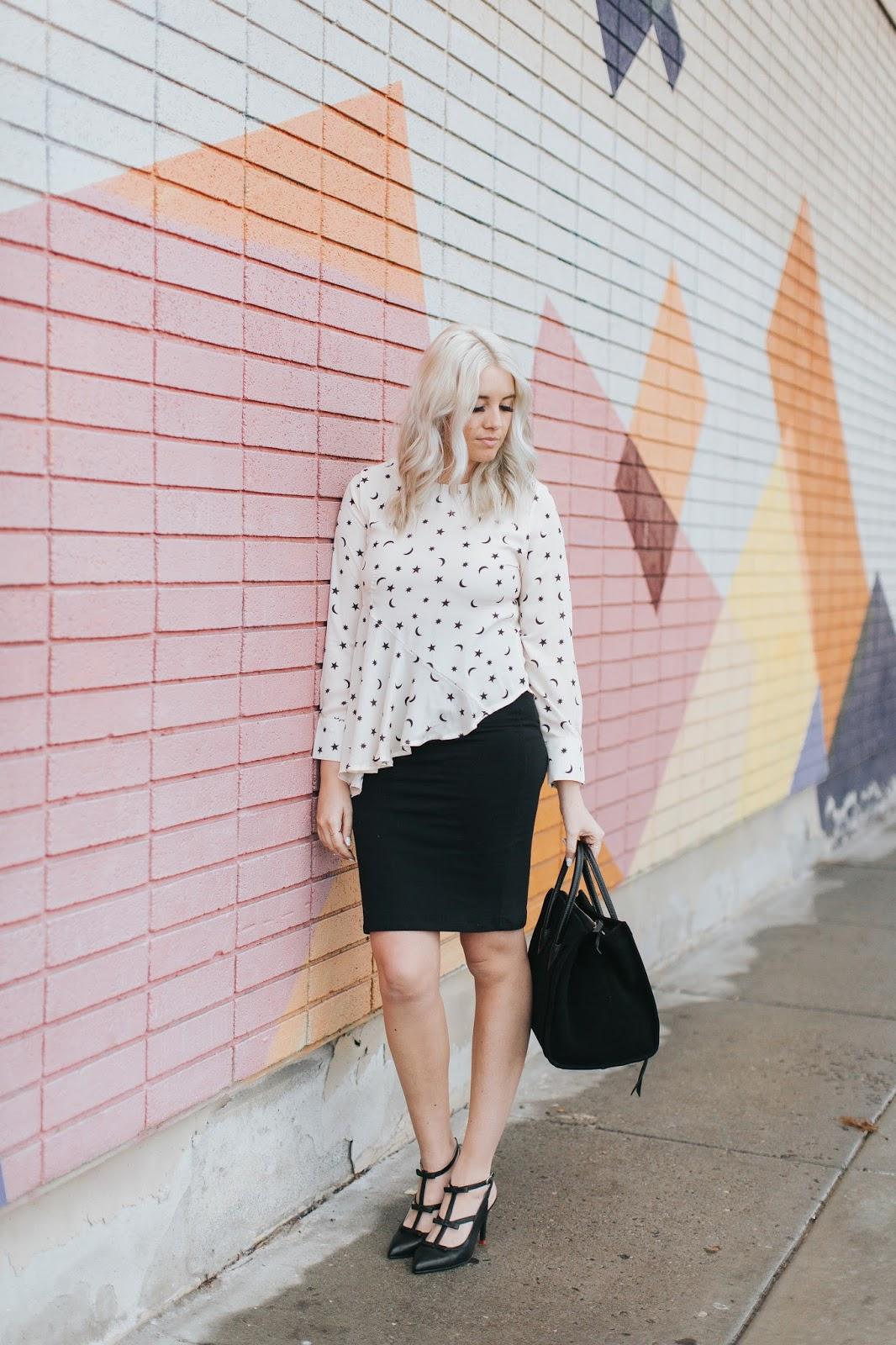Nice Outfit, Utah Fashion blogger, Baginc