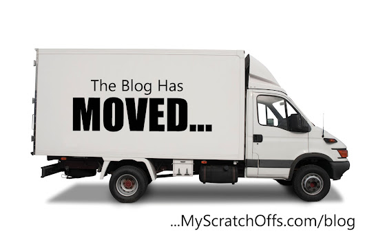 The blog has moved to MyScratchOffs.com!