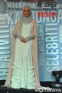 Pemenang utama Bintang paling popular ABPBH 2016