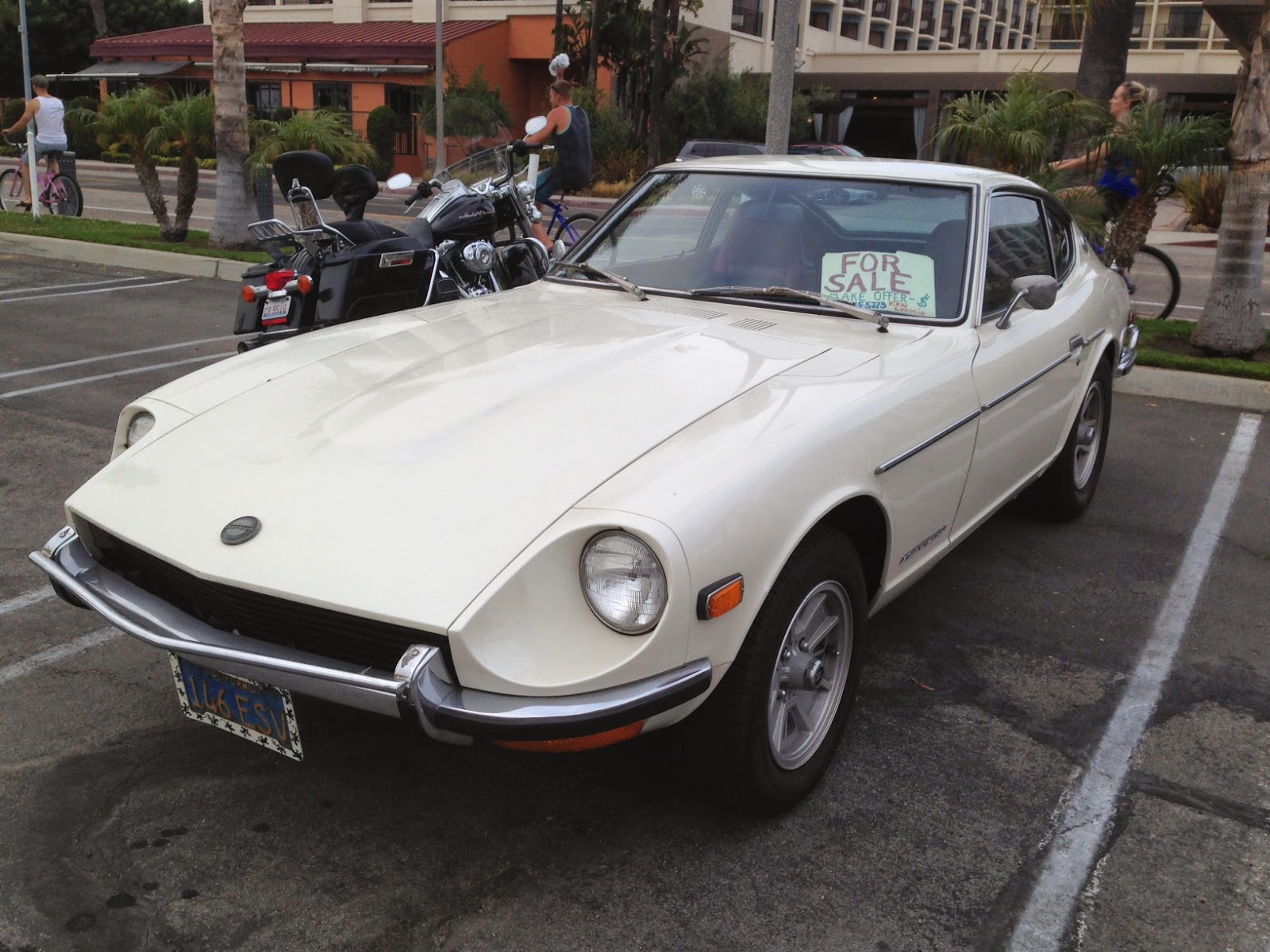 daily turismo road kill what would you offer 1972 datsun 240z. Black Bedroom Furniture Sets. Home Design Ideas