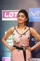 Actress Pranitha Subhash Pos in Short Dress at SIIMA Short Film Awards 2017 .COM 0093.JPG