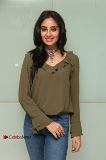 Actress Bhanu Sri Mehra Latest Pos in Jeans at Simba Audio Launch  0011.jpg