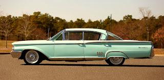 1960 Mercury Montclair Premiere Landau Side Left