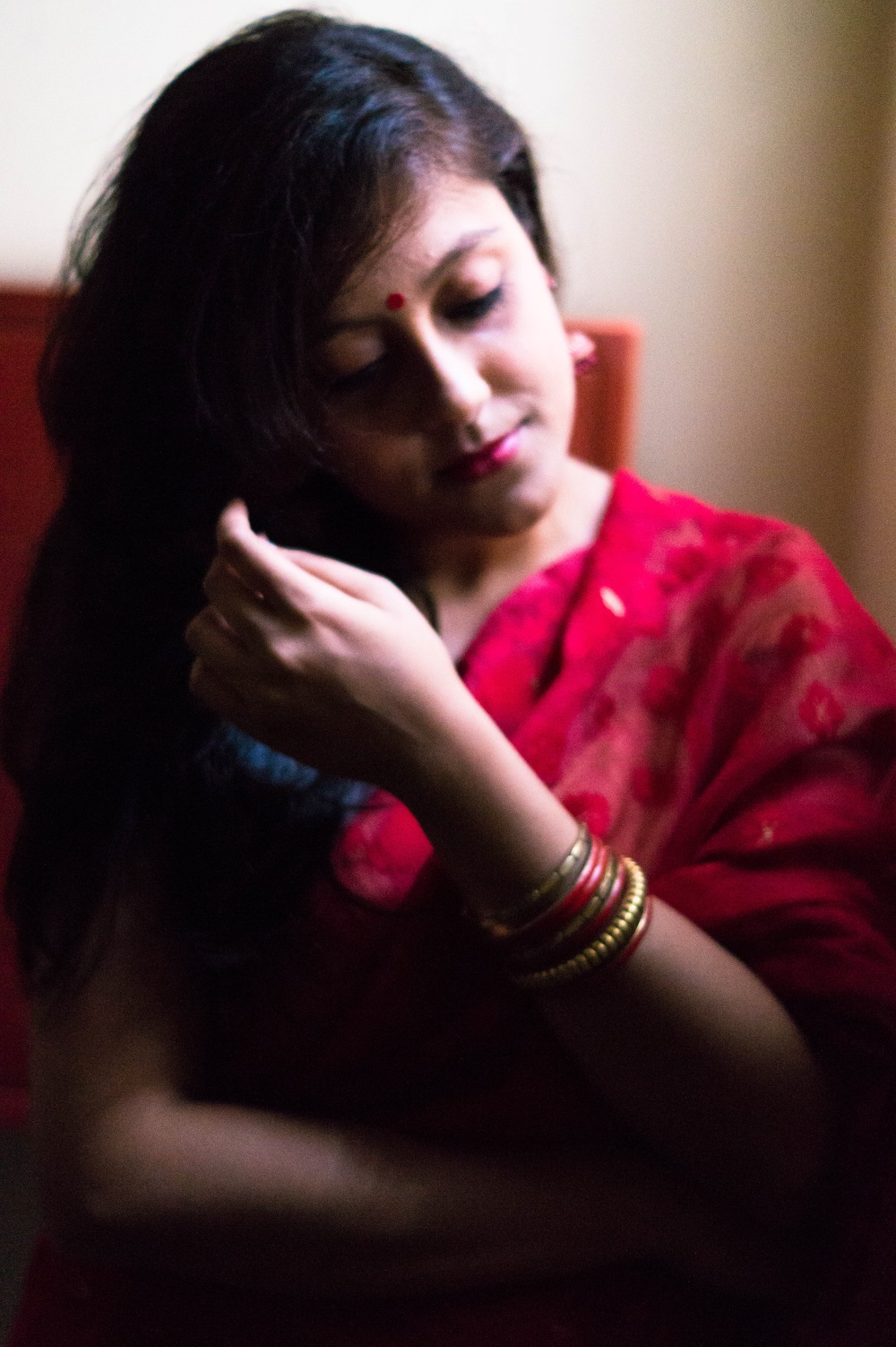 Indian fashion, saree blogger, dhakai jamdani